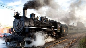 "Nevada Northern Railway's ""Queen of Steam""!"