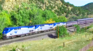 The Classic Southwest Chief Takes On The Santa Fe Trail!