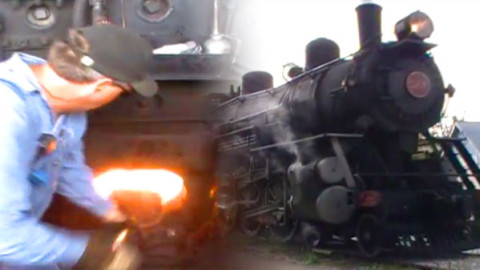 Engineer's Point-Of-View Cam | Beautiful Rogers Locomotive | Train Fanatics Videos