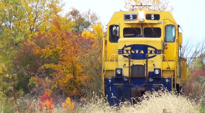 Napoleon, Defiance & Western Railroad Bad Tracks