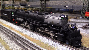 "Lionel's New ""O Gauge"" Big Boy Replica Model Train"