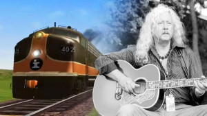 3D Animation Feat. Arlo Guthrie Singing 'The City Of New Orleans'