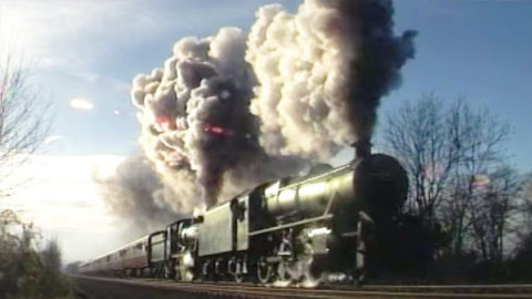 2.65% Lickey Incline Grade With Plenty Of Steam! | Train Fanatics Videos