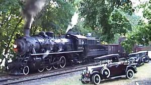 New Jersey Bel-Del Railfans Love Steam !