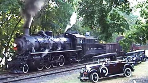 New Jersey Bel-Del Railfans Love Steam ! | Train Fanatics Videos