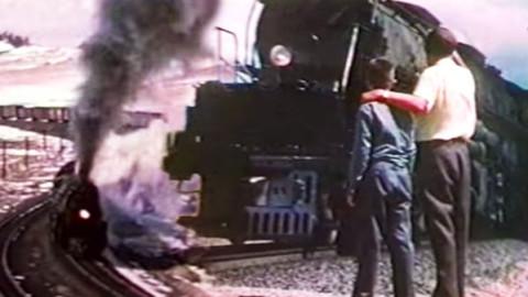 "Last Of The Giants... The ""Big Boy"" Locomotive! - Train ..."