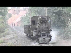 Chinese Narrow Gauge Railway Rocks-and-Rolls!
