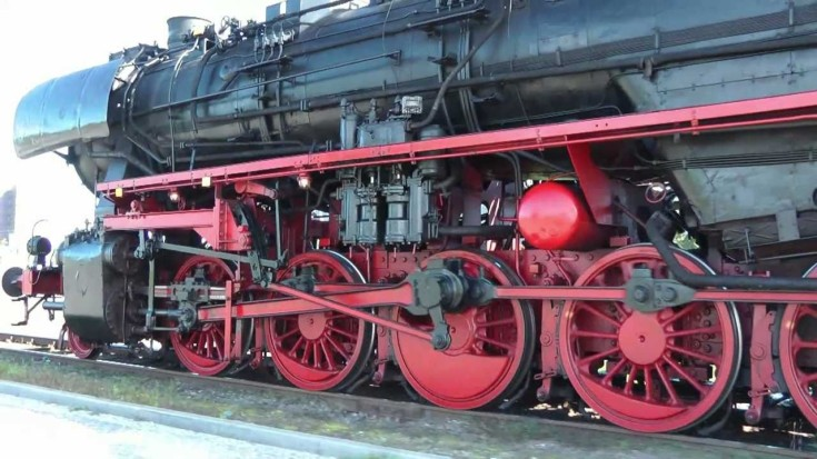 European Heritage Steam Locomotives Are Alive And Well! | Train Fanatics Videos