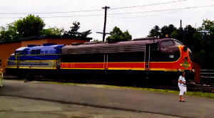 A Foamer Goes Nuts Over These Heritage Locomotives!