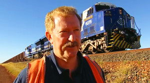 Guinness World Record Holder- 4.5 Mile Long Train!