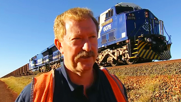 Guinness World Record Holder- 4.5 Mile Long Train | Train Fanatics Videos