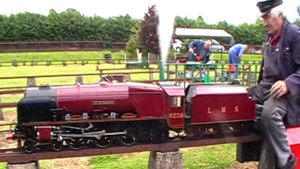 Royal Steam – 5 Inch Gauge Style!