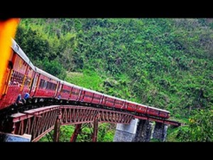 Rugged And Most Dangerous Railway – Interior Assam