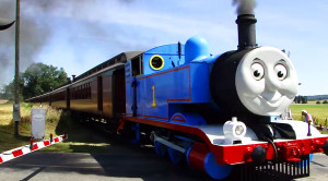 Thomas The Tank Engine Comes Alive!