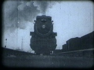 """1928 Silent Film"" Shows Steam Locomotive Being Built!"