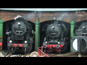 German Steam Festival Brings Out The War Engines!