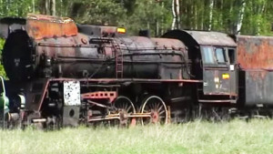 """Spooky Sounding"" WWII Ghost Train!"