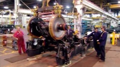 Electro Motive Diesel >> Building A Diesel-Electric Locomotive Start To Finish! - Train Fanatics