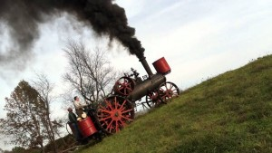 "The ""All-Terrain Train!"" Minneapolis Steam Traction Engine"