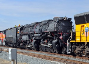 Moving Big Boy No. 4014 To Cheyenne Wyoming For Restoration!