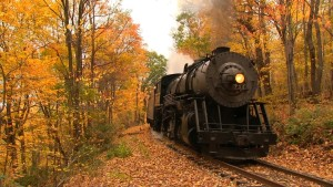 Western Maryland Scenic Railroad's Fall Color Show!