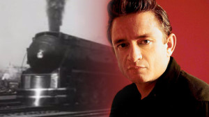 """Johnny Cash Covers """"Life's Railway To Heaven"""""""
