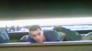 SHOCKING: Railroad Trespasser Finds Himself In Big Trouble!