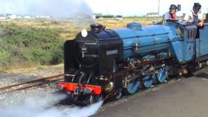 15 Inch Gauge Railway Gets 100,000 Passengers Per Year!