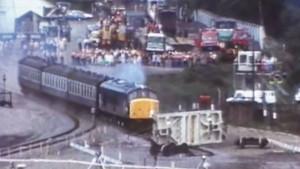 100 MPH Train Crash Test By CEGB!