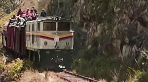 Ecuador's Devil's Nose Train Is Breathtaking!