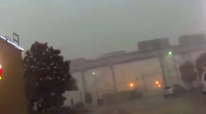 Freight Train Blown Off Huey P Long Bridge!