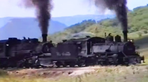 Double Header On The Cumbres &Toltec Scenic Railroad