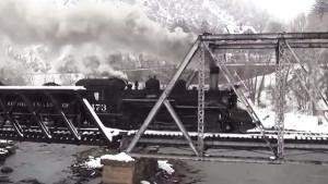 Drone View Of Durango And Silverton Railway!