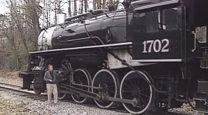 Breathtaking Ride Along On The GSMR #1702