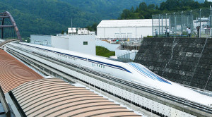 375 MPH! Japanese Maglev Shatters World Record!
