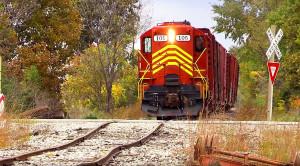 These Railroad Tracks Need Repair!