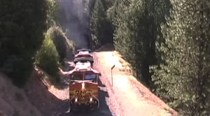 Union Pacific's Feather River Route is An Engineering Marvel!