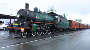 'Bety' Celebrates Queensland Rail's 150th Year!