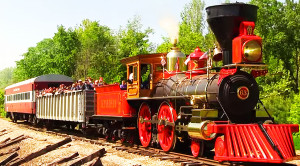 Lincolns Funeral Train Hits The Rails Once More For Memorial Day!