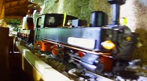 Astounding Model Railway In Czech Restaurant!