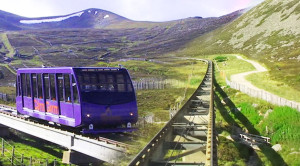 The Breathtaking Cairngorm Mountain Railway|Highest In UK!