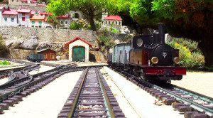 Amazingly Detailed Model Train Ride Along!