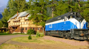 Izaak Walton Inn Is A Railfan Paradise
