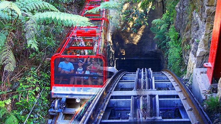 Katoomba scenic railway