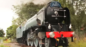 The Return Of Britain's Steam Engine!