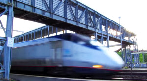 What Amtrak Would Look Like At 200 MPH!