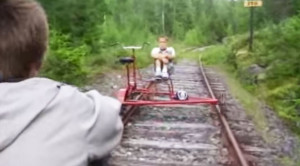 The Amazing Railbikes You Didn't Know About!