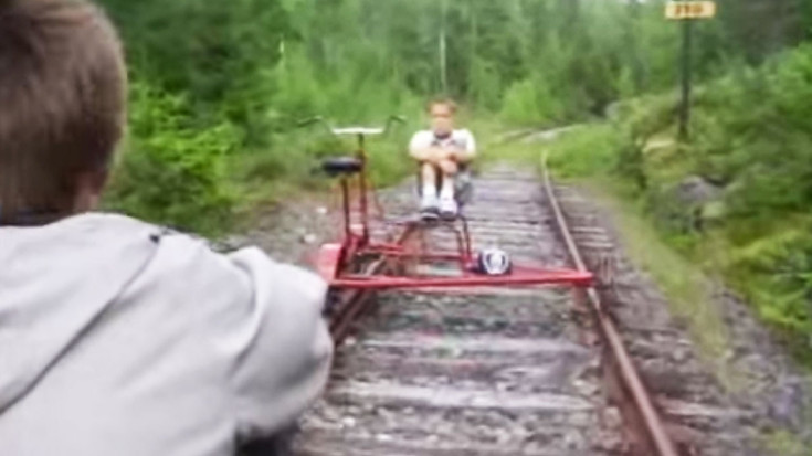 The Amazing Railbikes You Didn't Know About! | Train Fanatics Videos