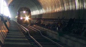 The Longest Railway Tunnel In The World!