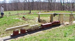 How To Build Your Own Railroad Trestle In Under 3 Minutes!